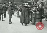 Image of Freedom of the Borough conferred upon David Lloyd George   Birkenhead England, 1918, second 8 stock footage video 65675026049