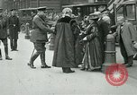 Image of Freedom of the Borough conferred upon David Lloyd George   Birkenhead England, 1918, second 10 stock footage video 65675026049