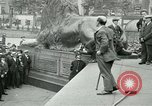 Image of British war veterans demonstrate London England United Kingdom, 1919, second 6 stock footage video 65675026050
