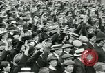 Image of British war veterans demonstrate London England United Kingdom, 1919, second 12 stock footage video 65675026050