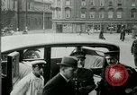Image of Richard Lloyd George Bath England, 1917, second 8 stock footage video 65675026051