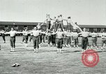 Image of gymnasts Shoreham England, 1920, second 12 stock footage video 65675026052