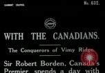 Image of Canadian Army troops in World War 1 United Kingdom, 1917, second 10 stock footage video 65675026055