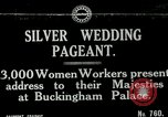 Image of women workers London England United Kingdom, 1918, second 1 stock footage video 65675026059