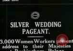 Image of women workers London England United Kingdom, 1918, second 5 stock footage video 65675026059