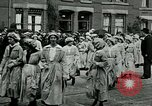 Image of women workers London England United Kingdom, 1918, second 12 stock footage video 65675026059