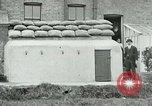 Image of World War I era air raid shelter London England United Kingdom, 1918, second 11 stock footage video 65675026060