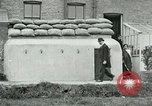 Image of World War I era air raid shelter London England United Kingdom, 1918, second 12 stock footage video 65675026060