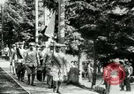 Image of Unfit French soldiers return home World War 1 Switzerland, 1917, second 9 stock footage video 65675026061