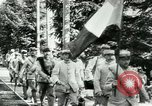 Image of Unfit French soldiers return home World War 1 Switzerland, 1917, second 12 stock footage video 65675026061