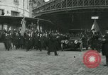 Image of 1916 Paris Allies Conference World War I Paris France, 1916, second 8 stock footage video 65675026063