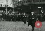 Image of 1916 Paris Allies Conference World War I Paris France, 1916, second 9 stock footage video 65675026063