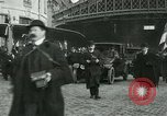 Image of 1916 Paris Allies Conference World War I Paris France, 1916, second 10 stock footage video 65675026063