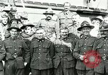 Image of World War I Anzac soldiers of New Zealand return home United Kingdom, 1917, second 7 stock footage video 65675026067