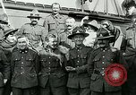 Image of World War I Anzac soldiers of New Zealand return home United Kingdom, 1917, second 10 stock footage video 65675026067