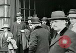 Image of David Lloyd George Woolwich London England, 1917, second 9 stock footage video 65675026068