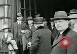 Image of David Lloyd George Woolwich London England, 1917, second 10 stock footage video 65675026068