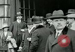 Image of David Lloyd George Woolwich London England, 1917, second 11 stock footage video 65675026068