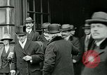 Image of David Lloyd George Woolwich London England, 1917, second 12 stock footage video 65675026068