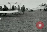 Image of French Nieuport 11 aircraft in World War I Verdun France, 1916, second 6 stock footage video 65675026069