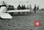 Image of French Nieuport 11 aircraft in World War I Verdun France, 1916, second 11 stock footage video 65675026069