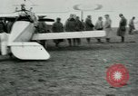 Image of French Nieuport 11 aircraft in World War I Verdun France, 1916, second 12 stock footage video 65675026069
