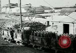 Image of rail cars with shells France, 1917, second 8 stock footage video 65675026070