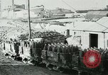 Image of rail cars with shells France, 1917, second 12 stock footage video 65675026070