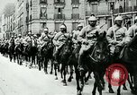 Image of French Regiment of Cavalry  France, 1915, second 6 stock footage video 65675026072