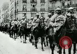 Image of French Regiment of Cavalry  France, 1915, second 8 stock footage video 65675026072