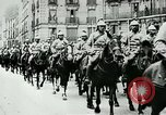 Image of French Regiment of Cavalry  France, 1915, second 9 stock footage video 65675026072