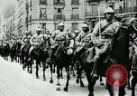 Image of French Regiment of Cavalry  France, 1915, second 10 stock footage video 65675026072