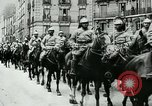 Image of French Regiment of Cavalry  France, 1915, second 11 stock footage video 65675026072