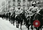 Image of French Regiment of Cavalry  France, 1915, second 12 stock footage video 65675026072