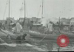 Image of Varna sea port Bulgaria, 1916, second 5 stock footage video 65675026075