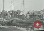 Image of Varna sea port Bulgaria, 1916, second 7 stock footage video 65675026075