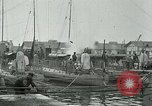 Image of Varna sea port Bulgaria, 1916, second 12 stock footage video 65675026075