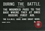 Image of Ambulatory wounded French soldiers France, 1916, second 3 stock footage video 65675026077