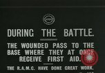 Image of Ambulatory wounded French soldiers France, 1916, second 4 stock footage video 65675026077