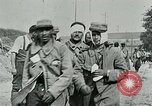 Image of Ambulatory wounded French soldiers France, 1916, second 8 stock footage video 65675026077