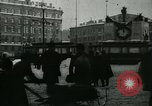 Image of Scenes in Petrograd soon after Soviet October Revolution Saint Petersburg Soviet Russia, 1917, second 7 stock footage video 65675026082