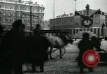 Image of Scenes in Petrograd soon after Soviet October Revolution Saint Petersburg Soviet Russia, 1917, second 11 stock footage video 65675026082