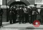 Image of notice board United Kingdom, 1914, second 2 stock footage video 65675026086