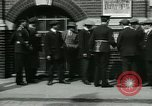 Image of notice board United Kingdom, 1914, second 3 stock footage video 65675026086