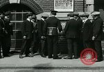 Image of notice board United Kingdom, 1914, second 5 stock footage video 65675026086