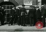 Image of notice board United Kingdom, 1914, second 6 stock footage video 65675026086