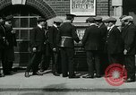 Image of notice board United Kingdom, 1914, second 7 stock footage video 65675026086
