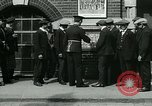 Image of notice board United Kingdom, 1914, second 8 stock footage video 65675026086