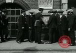 Image of notice board United Kingdom, 1914, second 9 stock footage video 65675026086