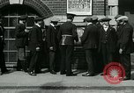Image of notice board United Kingdom, 1914, second 10 stock footage video 65675026086
